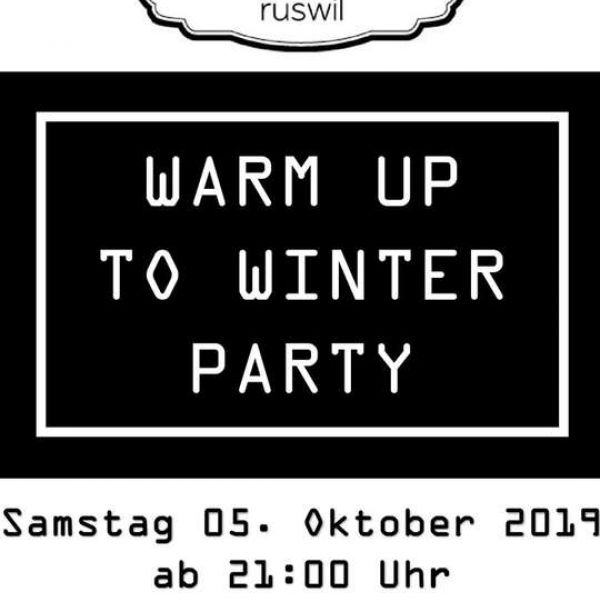 Warm up to Winter